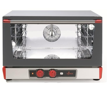 T03MI TORCELLO Electric Convection Oven with Humidity - 3 600x400 / GN 1/1
