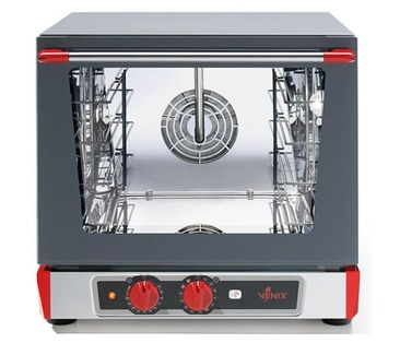 B043M BURANO Electric Convection Oven with Humidity Function - 4 x 460x340