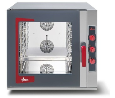 L06MUSV LIDO Electric Manual Bakery Combi Steam Oven - 6 660x460