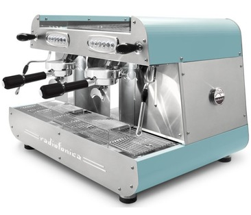 RADIOFONICA  2 Group Automatic Espresso Machine