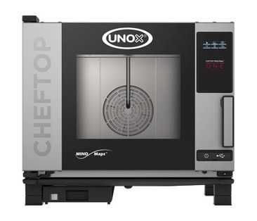 Teutonia XEVC-0511-E1R One - 5 GN 1/1 ChefTop Mind.Maps Electric Combi Steam Oven