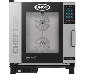 XEVC-0711-EPR Plus - 7 GN 1/1 ChefTop Mind.Maps Electric Combi Steam Oven